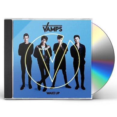 The Vamps WAKE UP: DELUXE EDITION CD