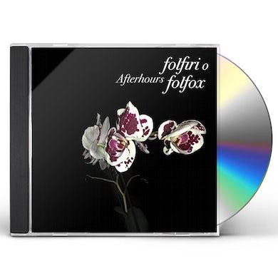 Afterhours FOLFIRI O FOLFOX CD
