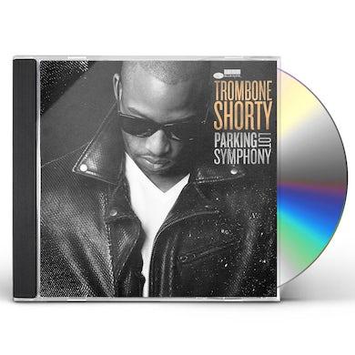 Trombone Shorty PARKING LOT SYMPHONY CD