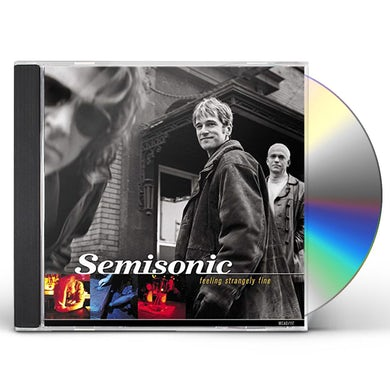 Semisonic FEELING STRANGELY FINE (20TH ANNIVERSARY EDITION) CD