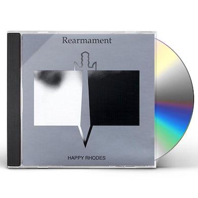 Happy Rhodes REARMAMENT CD