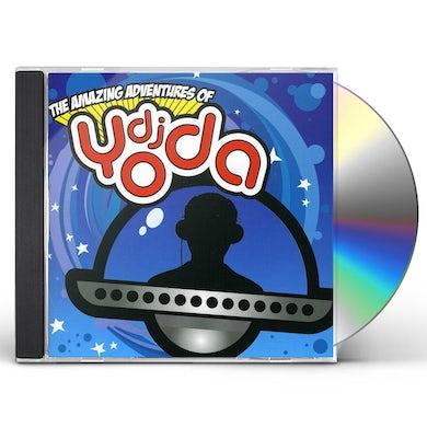 AMAZING ADVENTURES OF DJ YODA CD