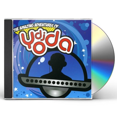 AMAZING ADVENTURES OF DJ YODA CD
