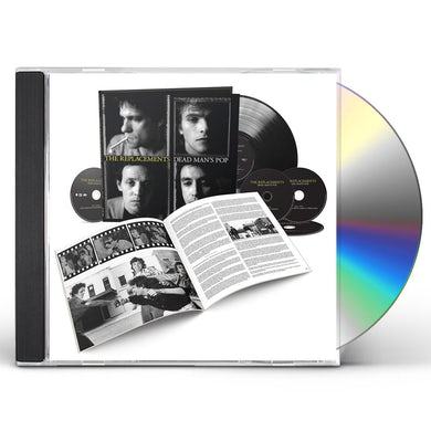 The Replacements DEAD MAN'S POP CD