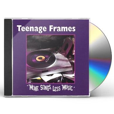 MORE SONGS LESS MUSIC CD