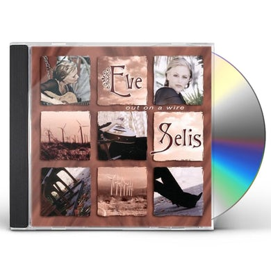 Eve Selis OUT ON A WIRE CD