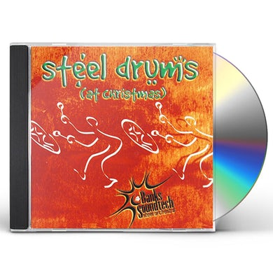 Banks Soundtech Steel Orchestra STEEL DRUMS AT CHRISTMAS CD