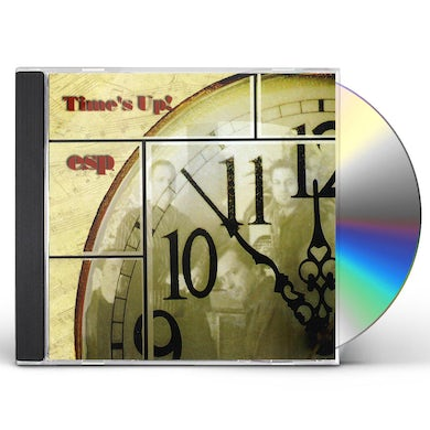 E.S.P. TIME'S UP! CD
