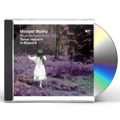 Michael Wollny WUNDERKAMMER XXL CD