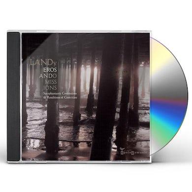LANDy EROS & OMISSIONS CD
