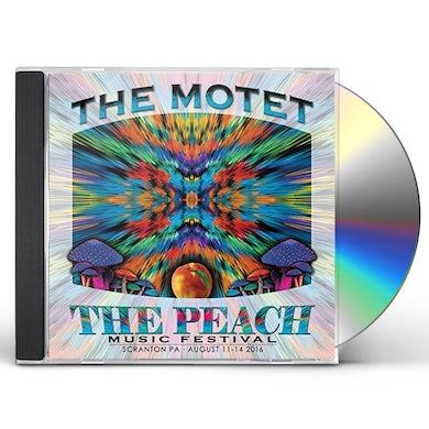 Motet PEACH MUSIC FESTIVAL 2016 CD