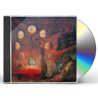 Occultation SILENCE IN THE ANCESTRAL HOUSE CD