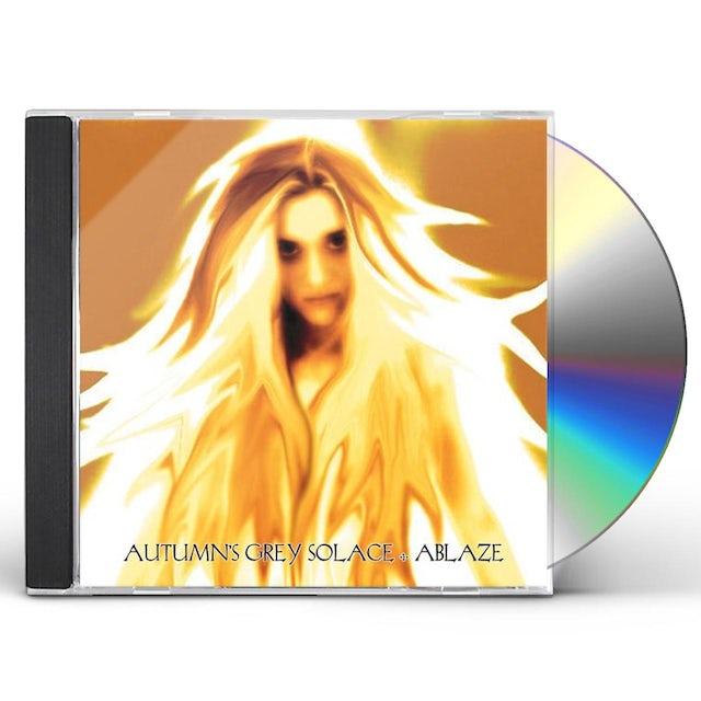 Autumn's Grey Solace ABLAZE CD