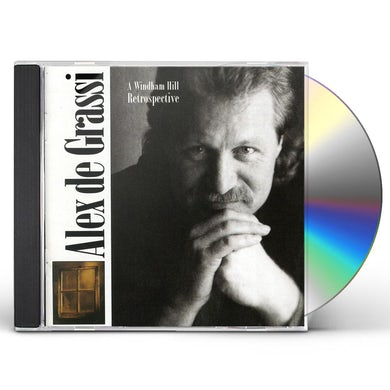 Alex De Grassi WINDHAM HILL RETROSPECTIVE CD