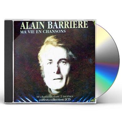 Alain Barriere MA VIEN EN CHANSON CD