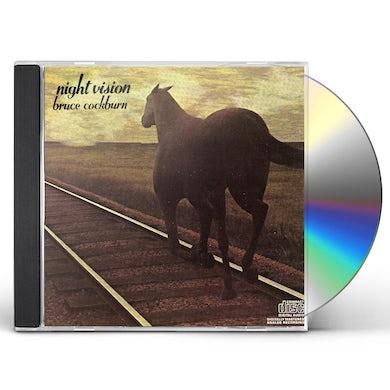 Bruce Cockburn NIGHT VISION CD