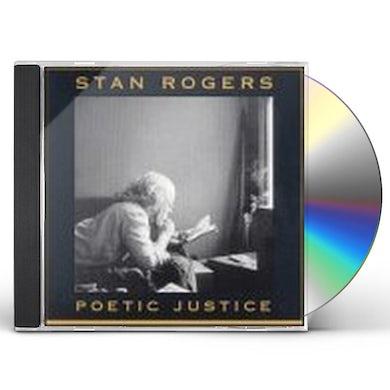 Stan Rogers POETIC JUSTICE CD