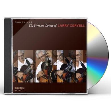 Larry Coryell PRIME PICKS CD