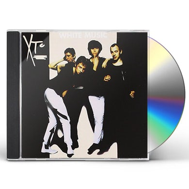 XTC WHITE MUSIC CD