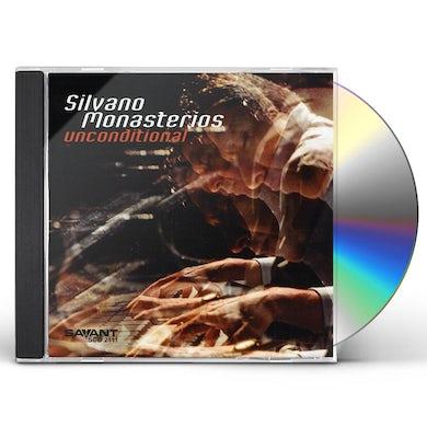 Silvano Monasterios UNCONDITIONAL CD
