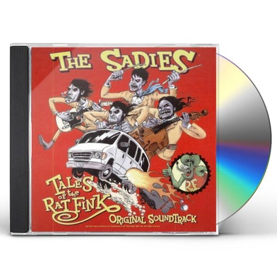 The Sadies TALES OF THE RATFINK / Original Soundtrack CD