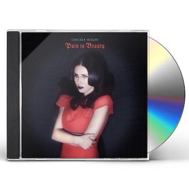 Chelsea Wolfe PAIN IS BEAUTY CD