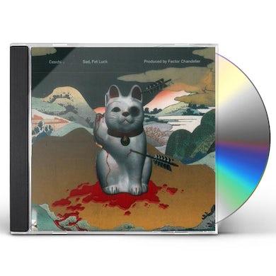 Ceschi Sad, Fat Luck CD