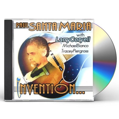Guitar Masters INVENTION CD