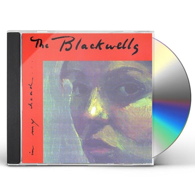 Blackwells IN MY HEAD EP CD