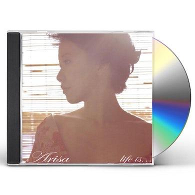 Arisa LIFE IS CD