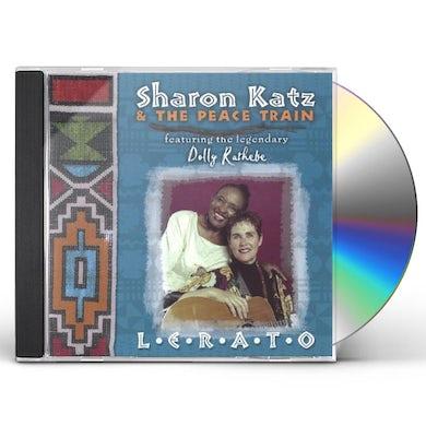 Sharon Katz & The Peace Train LERATO CD