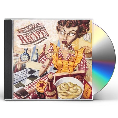 Sisters Of Sharon UNDERGROUND RECIPES CD