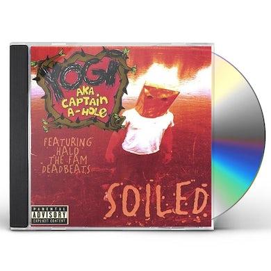 Yogi SOILED CD