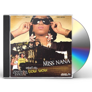 Miss Nana I GOT THE HOOD CD