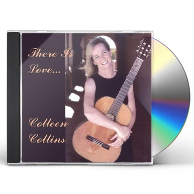 Colleen Collins THERE IS LOVE CD