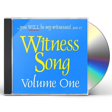 Mark Peters WITNESSSONG CD
