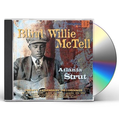 Blind Willie Mctell ATLANTA STRUT CD