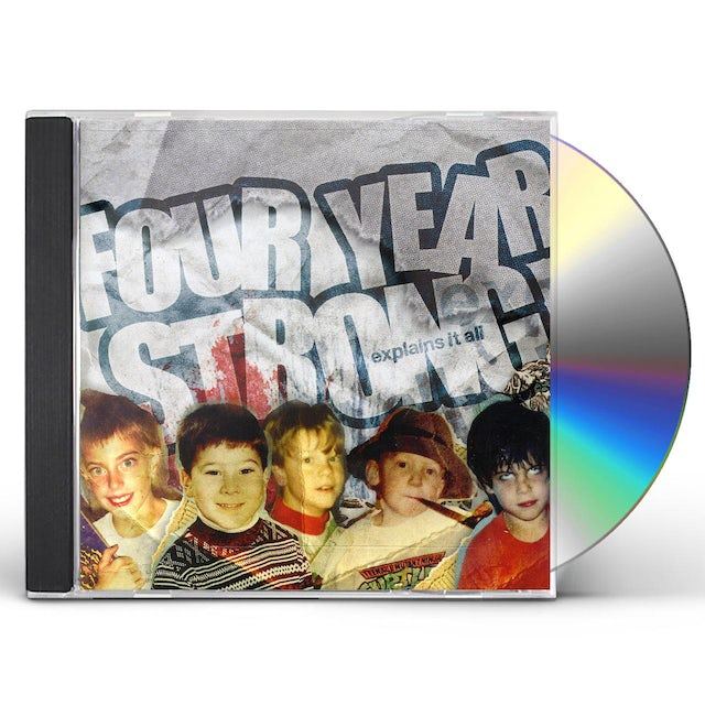Four Year Strong EXPLAINS IT ALL CD