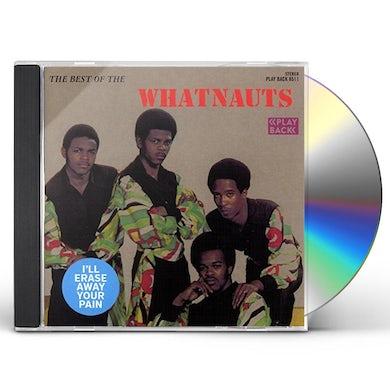 BEST OF THE WHATNAUTS CD