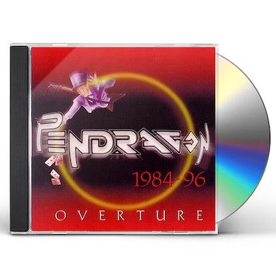Pendragon OVERTURE 1984-96 CD