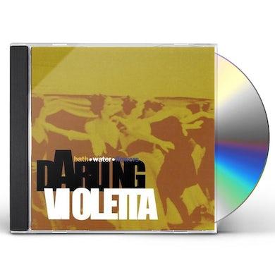 Darling Violetta BATH WATER FLOWERS CD
