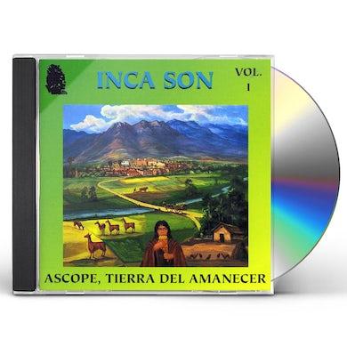 Inca Son ASCOPE TIERRA DEL AMANECER 1 CD