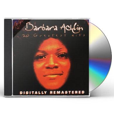Barbara Acklin 20 GREATEST HITS CD