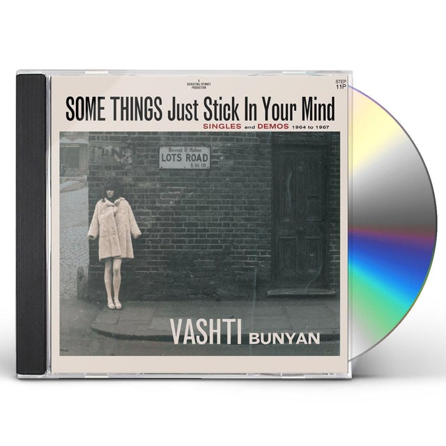 Vashti Bunyan SOME THINGS JUST STICK IN YOU MIND: SINGLES CD