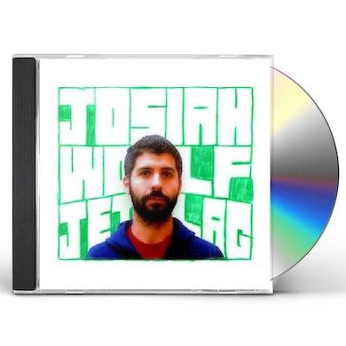 Josiah Wolf JET LAG CD