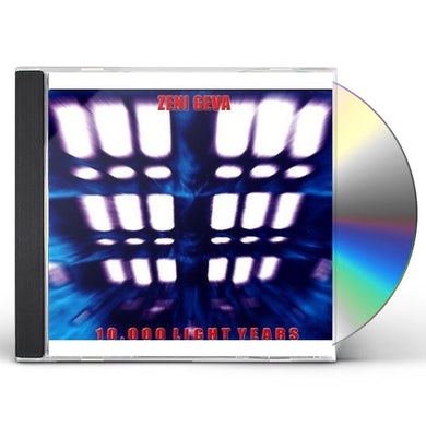 Zeni Geva 10000 LIGHT YEARS CD