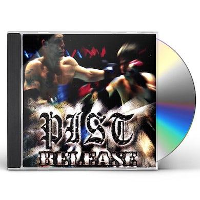 Pist RELEASE CD