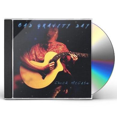 Chuck McCabe BAD GRAVITY DAY CD