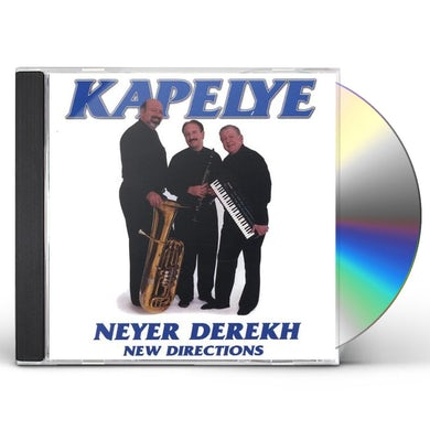 NEYER DEREKH: NEW DIRECTIONS CD
