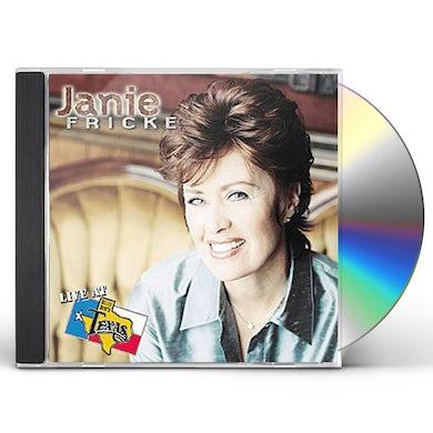 Janie Fricke LIVE AT BILLY BOB'S TEXAS CD